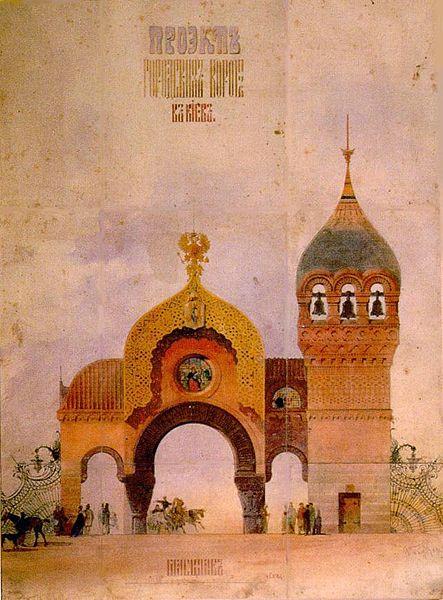 la-gran-puerta-de-kiev